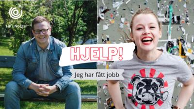Handel og Kontor i Norge-Hjelp! Jeg har fått jobb! @ Meetando.no