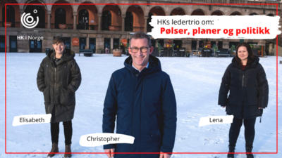 Handel og Kontor i Norge-Pølser, planer og politikk @ Meetando.no
