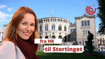 Handel og Kontor i Norge-Fra HK til Stortinget @ Meetando.no