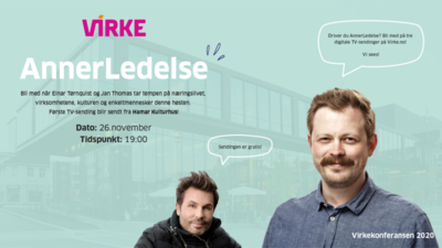 Virke-AnnerLedelse - fra Hamar kulturhus @ Meetando.no