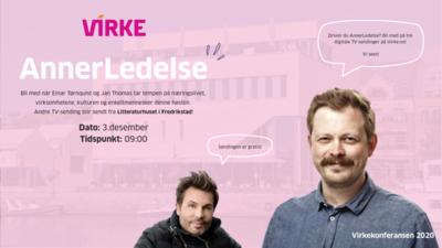 Virke-AnnerLedelse - fra Litteraturhuset i Fredrikstad @ Meetando.no