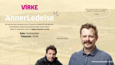 Virke-AnnerLedelse - fra Bølgen kulturhus i Larvik @ Meetando.no