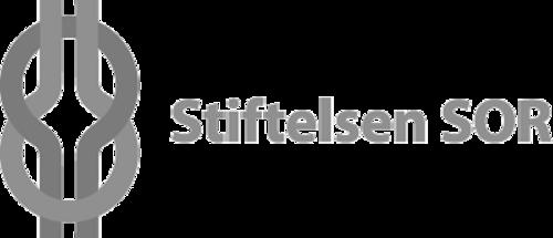 Stiftelsen SOR - logo